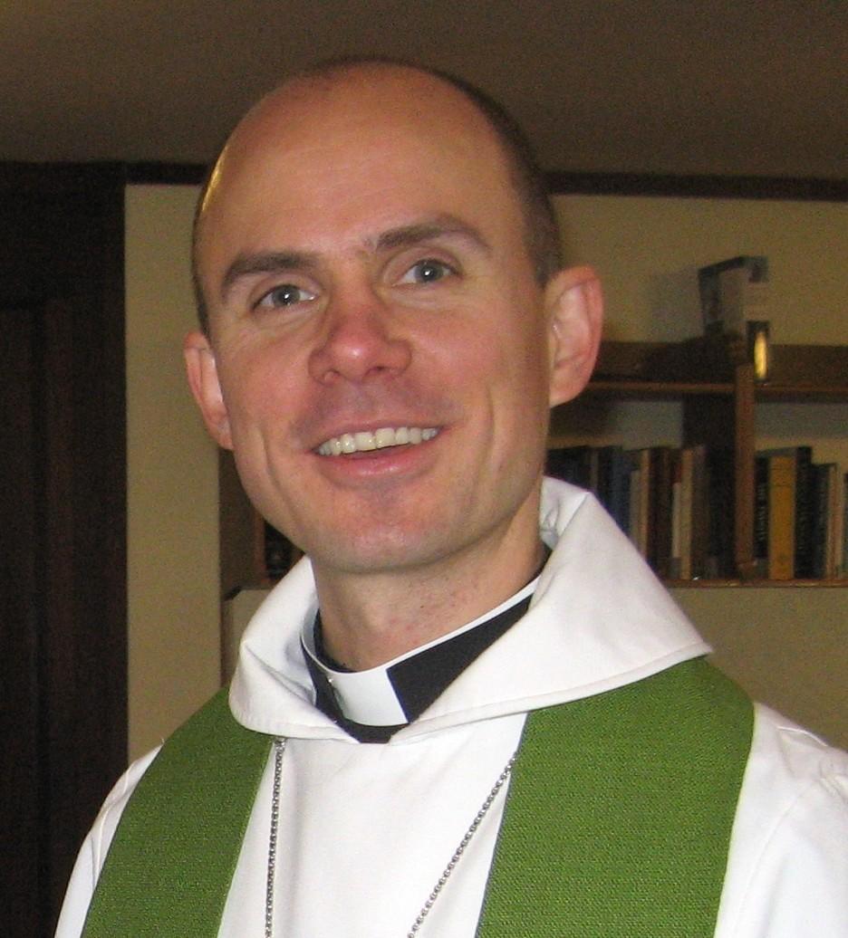 Pastor Tapani Simojoki